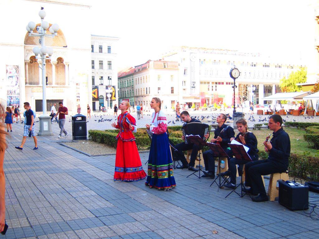 ルーマニア ティミショアラ 観光