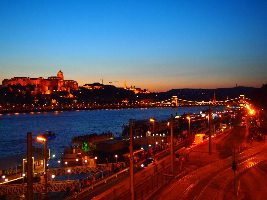 世界一周 ハンガリー ブダペスト
