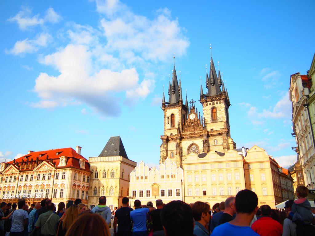 チェコ プラハ 観光