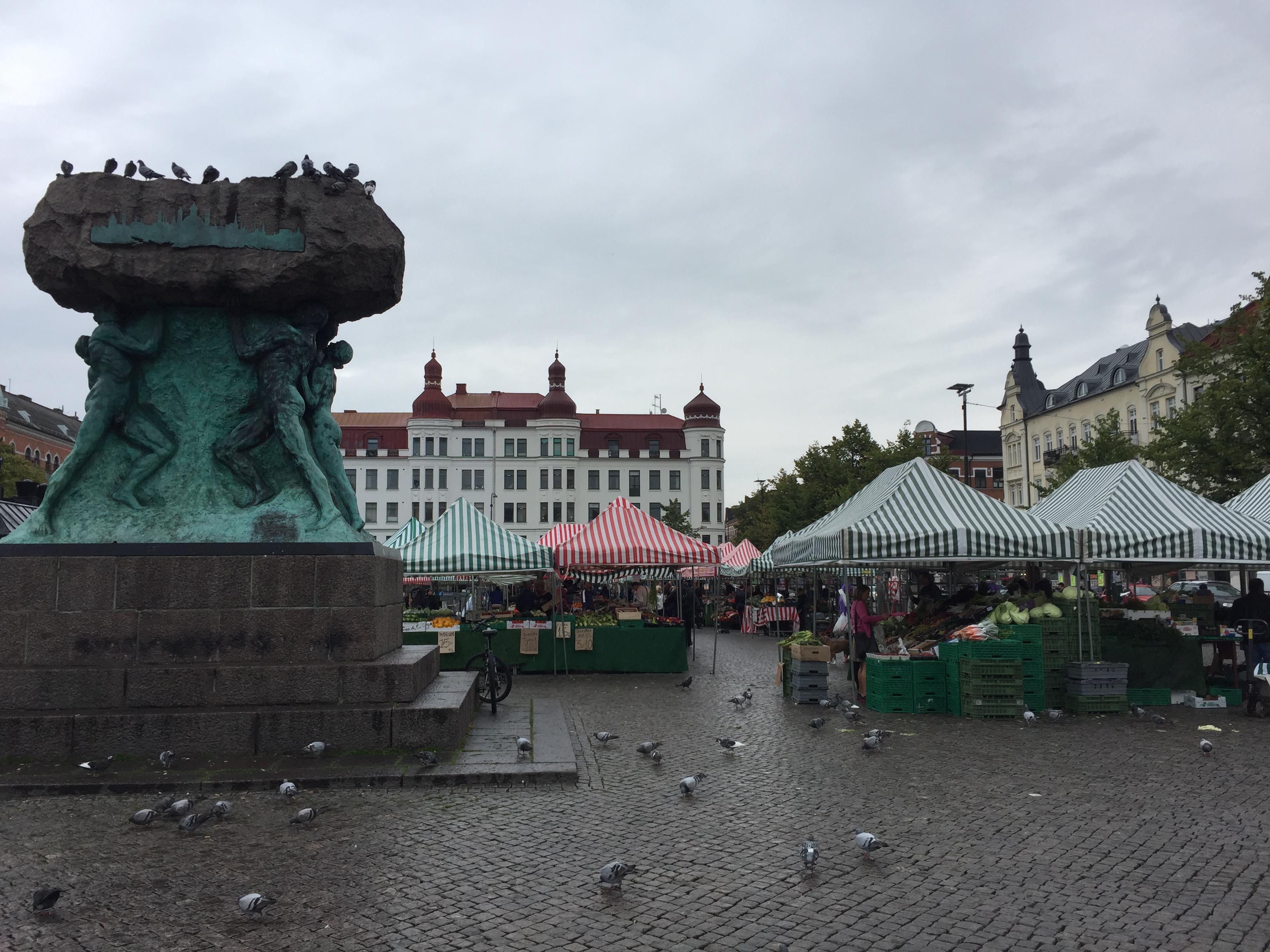 移民,難民,お洒落,マルメ,スウェーデン,雑貨,屋上緑化,ルーフトップガーデン,世界一周,旅,ブログ