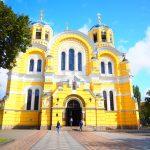 世界一周 ウクライナ キエフ 観光