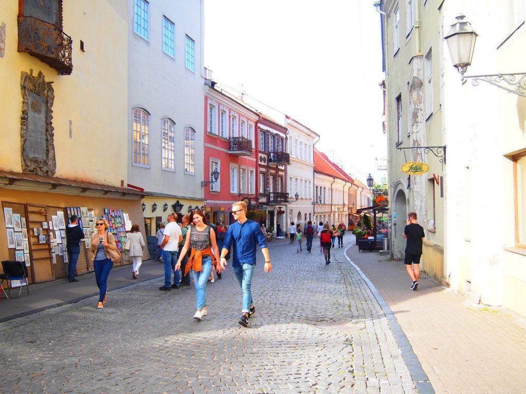 世界一周 バルト三国 リトアニア 観光