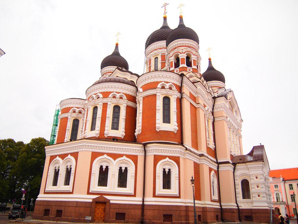 世界一周 バルト三国 エストニア 観光