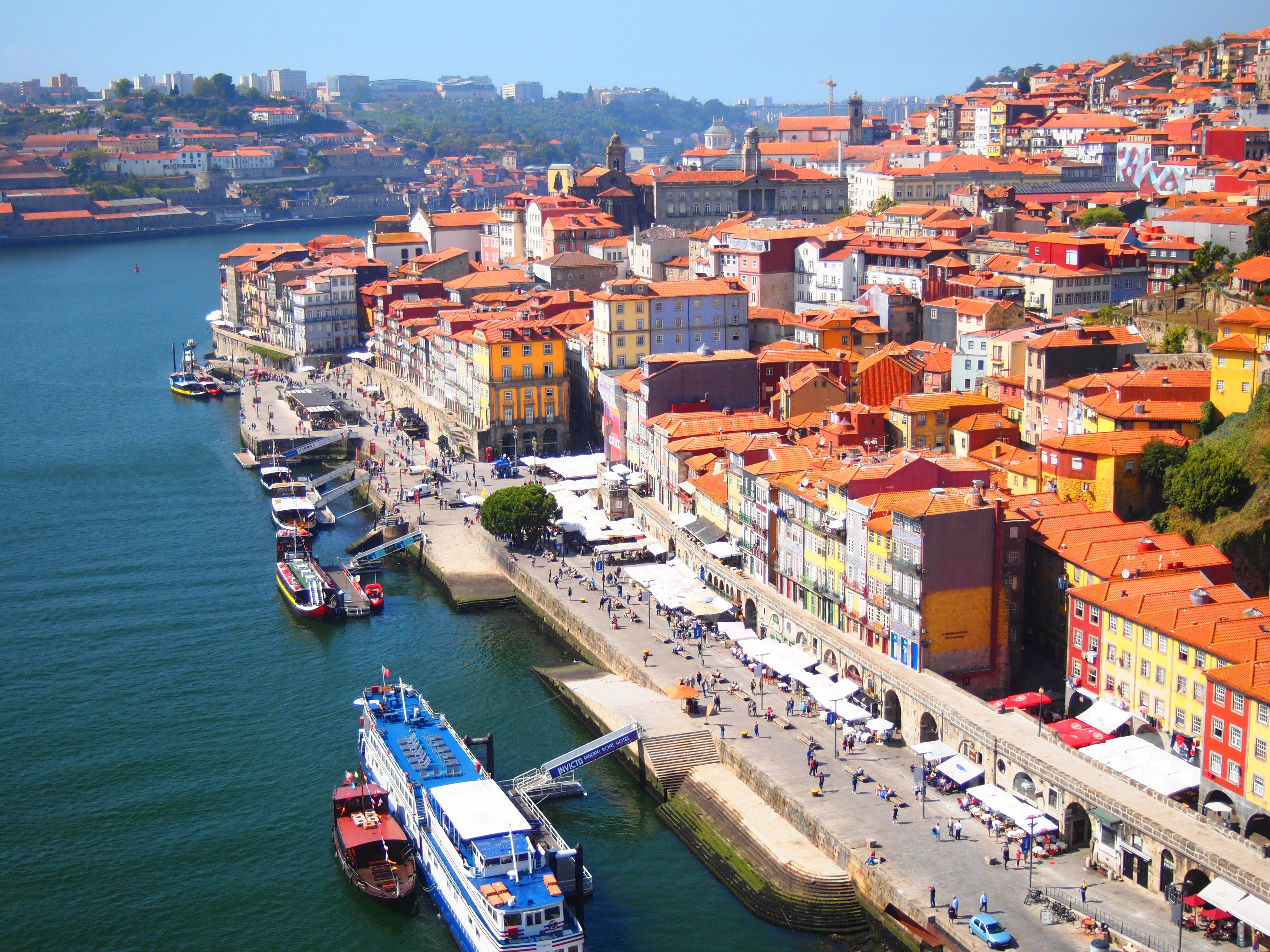 世界一周 ポルトガル ポルト 観光 見所