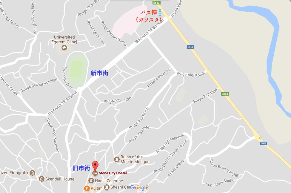 東欧 宿 ゲストハウス ホステル 世界一周 テント キャンプ アルバニア マケドニア ブルガリア