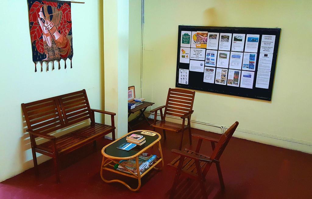 世界一周 マレーシア ゲストハウス 宿 コタキナバル 安宿 旅