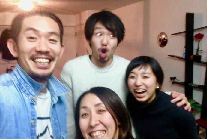 タケシ バンクーバー カナダ レインクーバー 鍋 生姜 デザイン WEB ハルナちゃん ビール