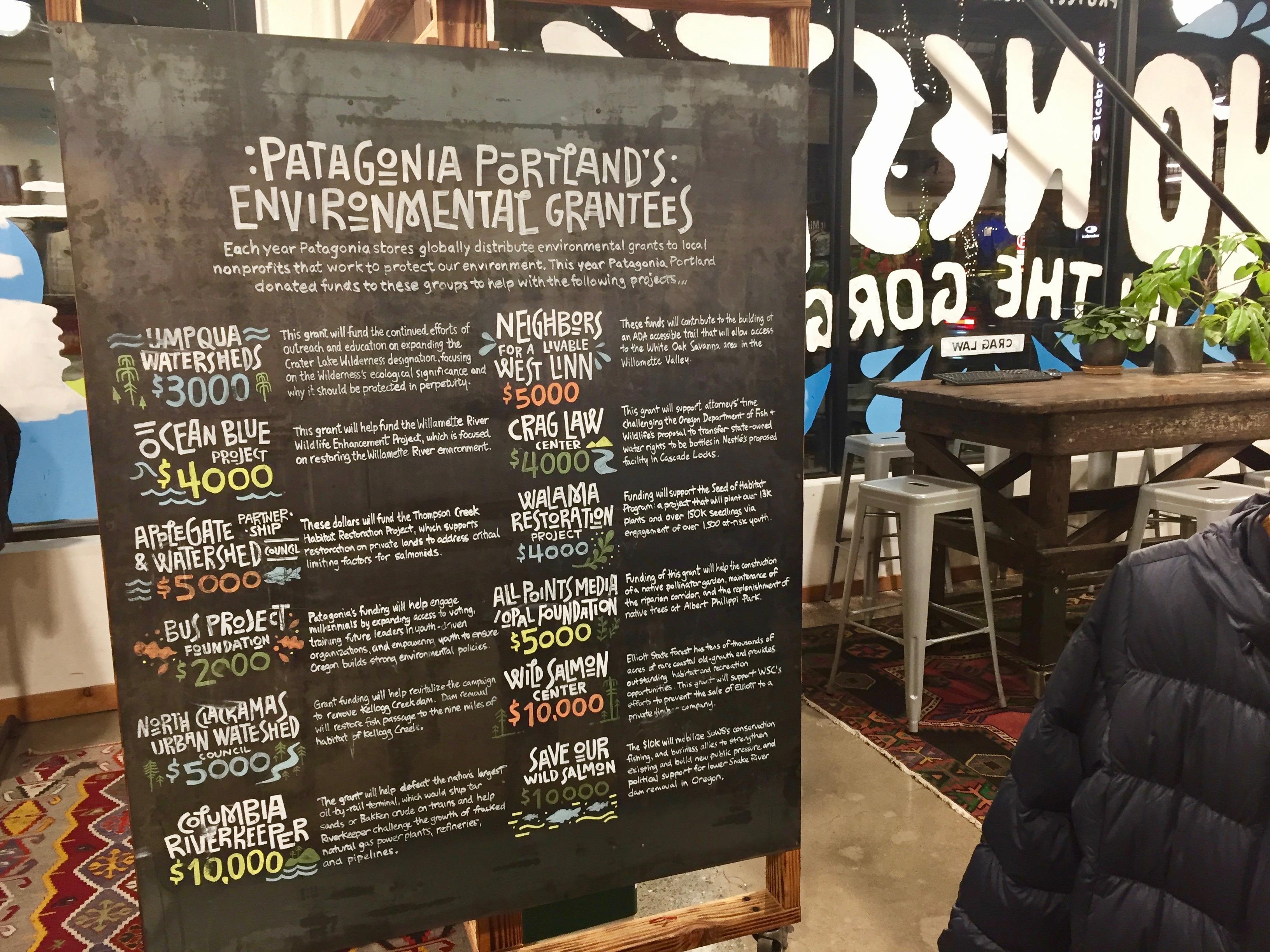 ポートランド アウトドア keen rei snow peak polar patagonia 古着 お洒落 ポテトサラダ 世界一周 旅 ブログ