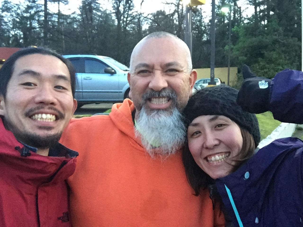 ヒッチハイク,旅,アメリカ,世界一周,夫婦,ブログ,感謝,ありがとう,chico,sacrament
