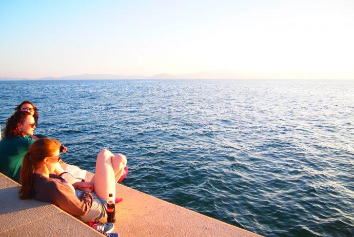 世界一周 ブログ クロアチア ザダル 観光