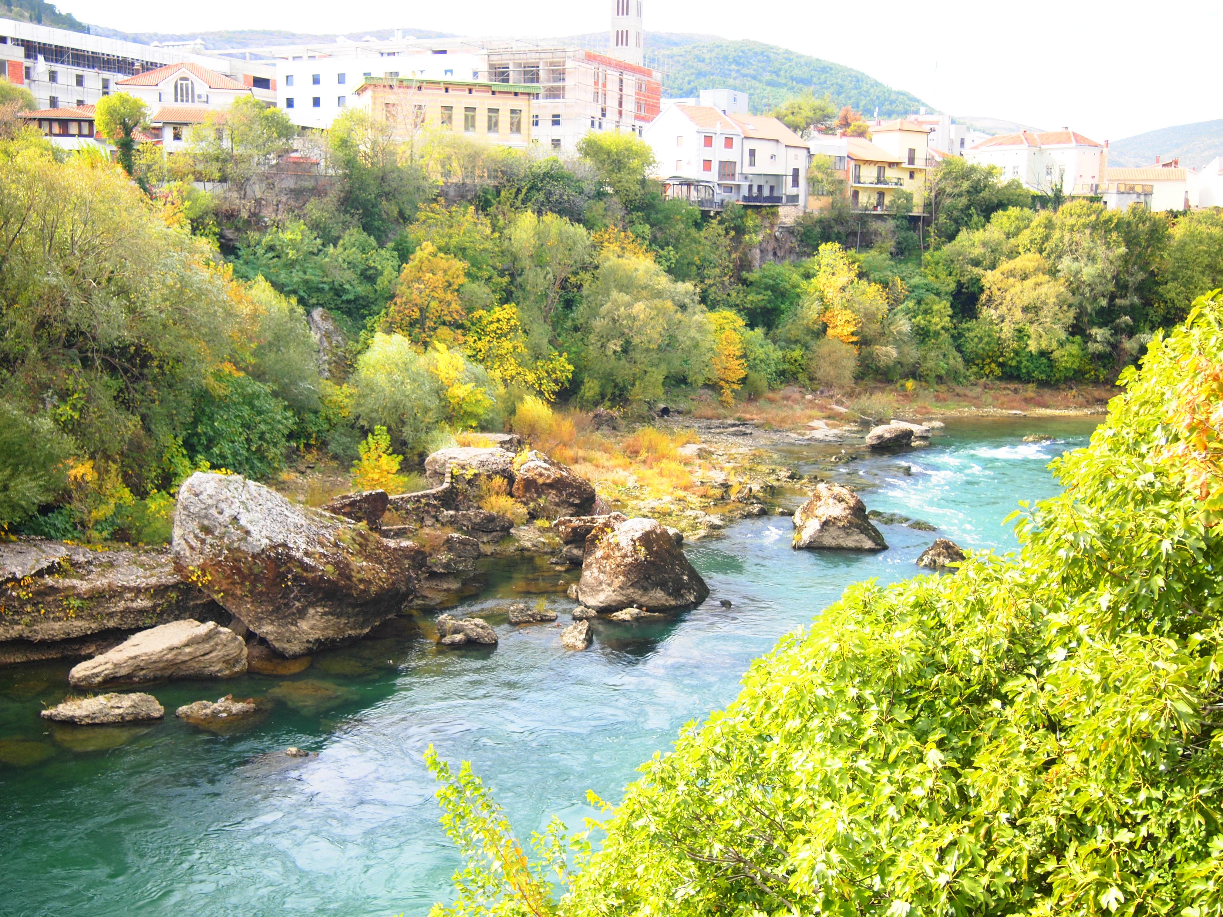 世界一周 ヨーロッパ ボスニアヘルツェゴビナ モスタル 観光