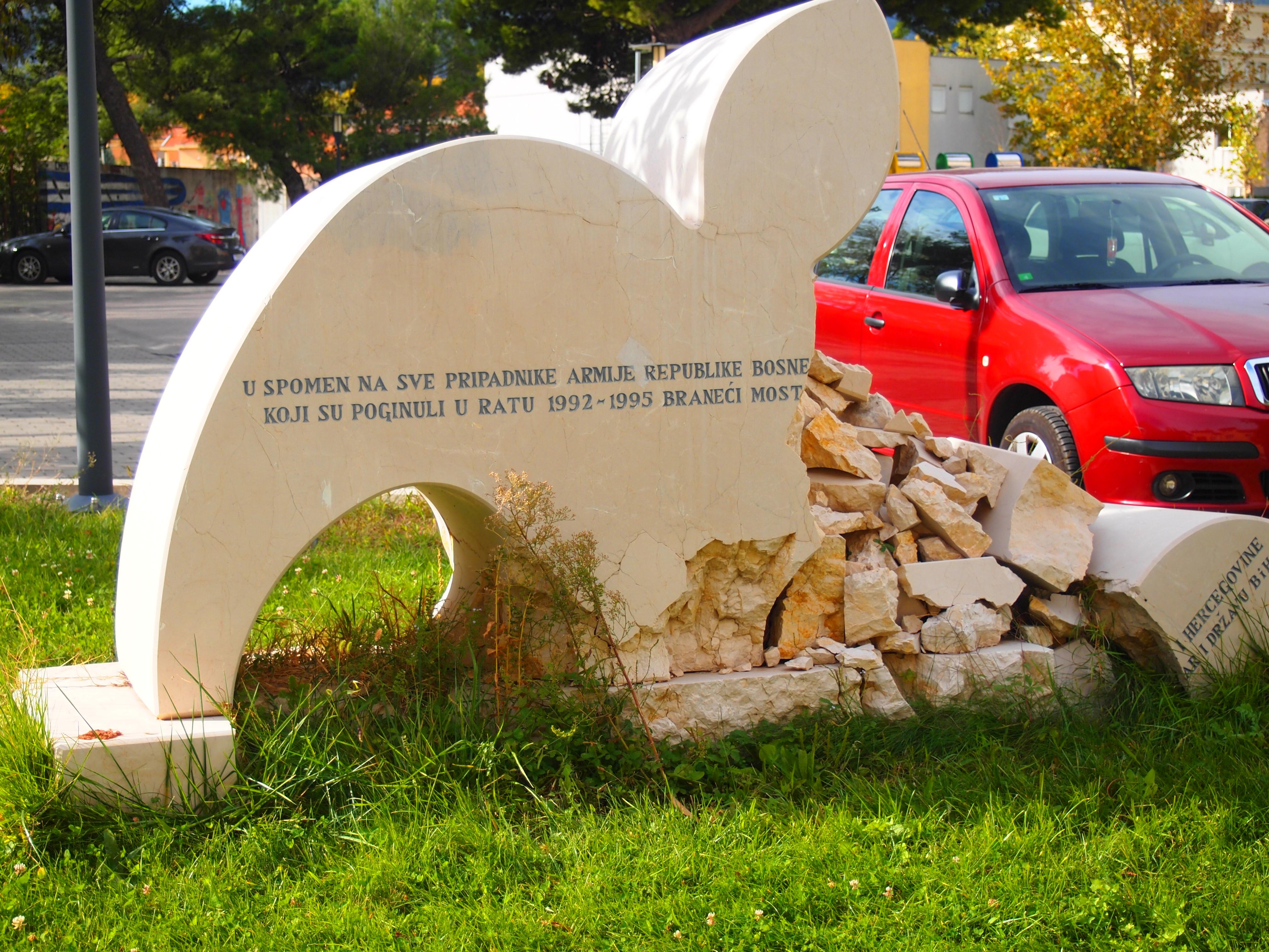 世界一周 ヨーロッパ ボスニアヘルツェゴビナ 観光