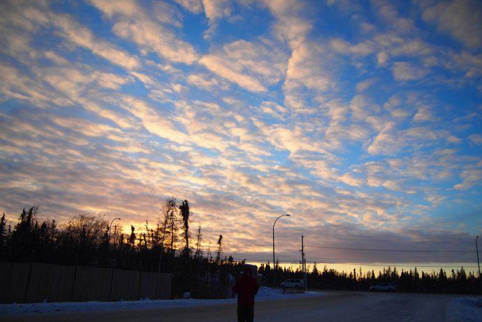 世界一周 ブログ カナダ イエローナイフ 観光