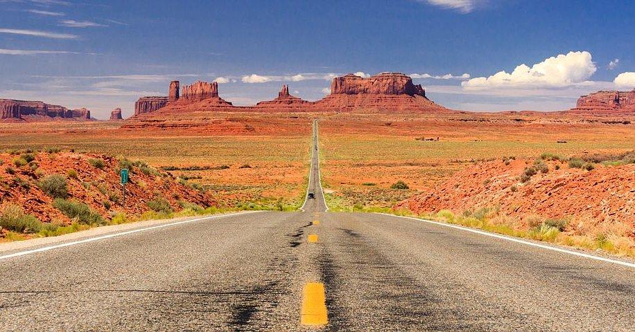 世界一周,アメリカ,レンタカー,旅,モニュメントバレー,ホースシューベンド,絶景,オススメ,アリゾナ,ユタ