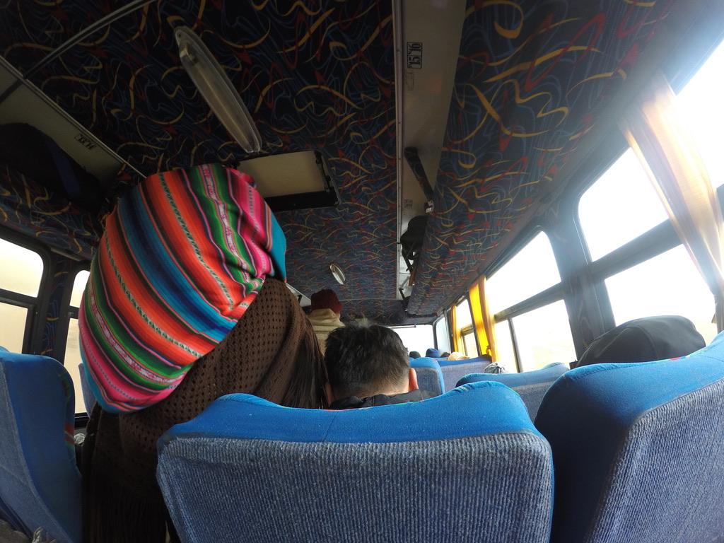 ボリビア,コパカバーナ,ラパス,ウユニ,バス,ストライキ,世界一周,旅,ブログ