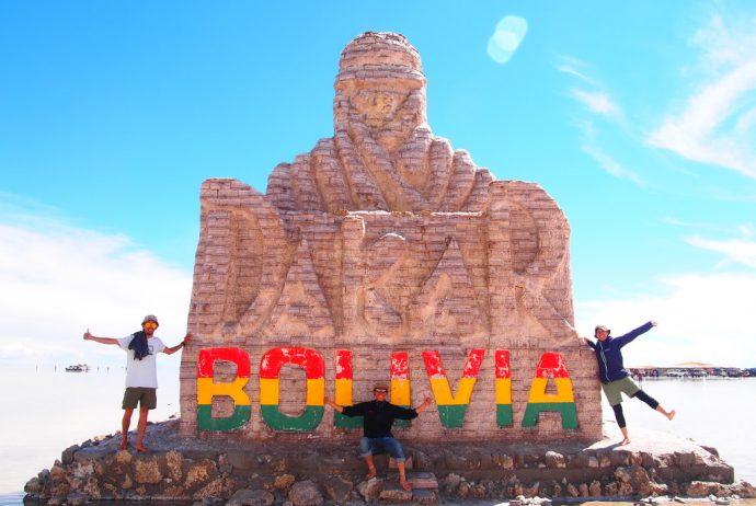 絶景,ボリビア,ウユニ塩湖,現地ツアー,列車の墓場,世界一周,ブログ