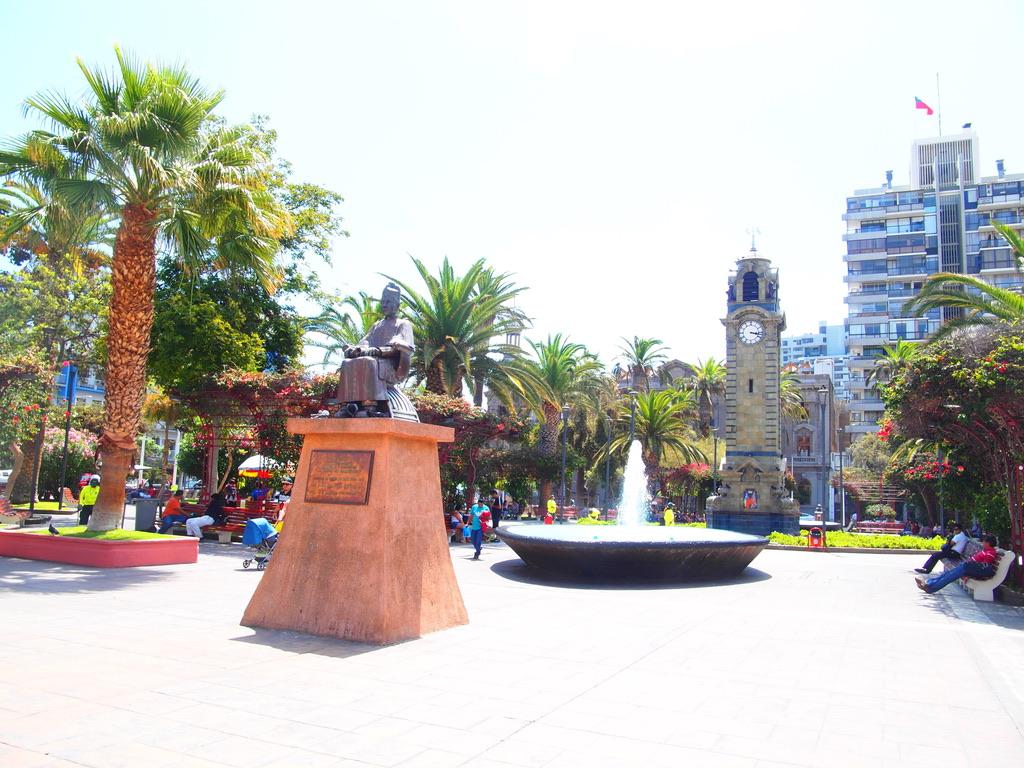 チリ,港,アントファガスタ,宿,街,居心地,良い,世界一周,旅,夫婦,ブログ,おすすめ
