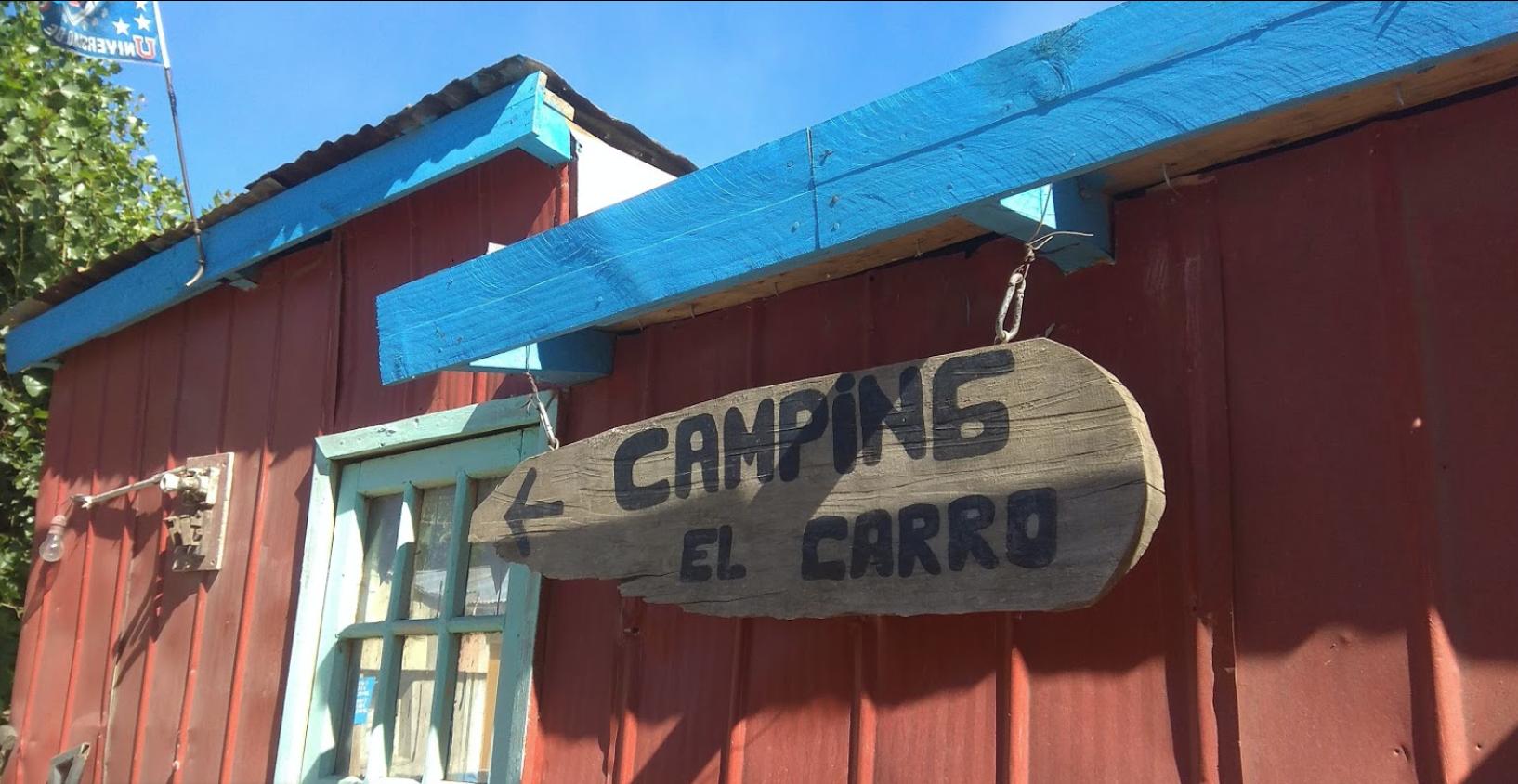 チリ パタゴニア カスティージョ チレチコ ヒッチハイク テント キャンプ ハイキング 宿