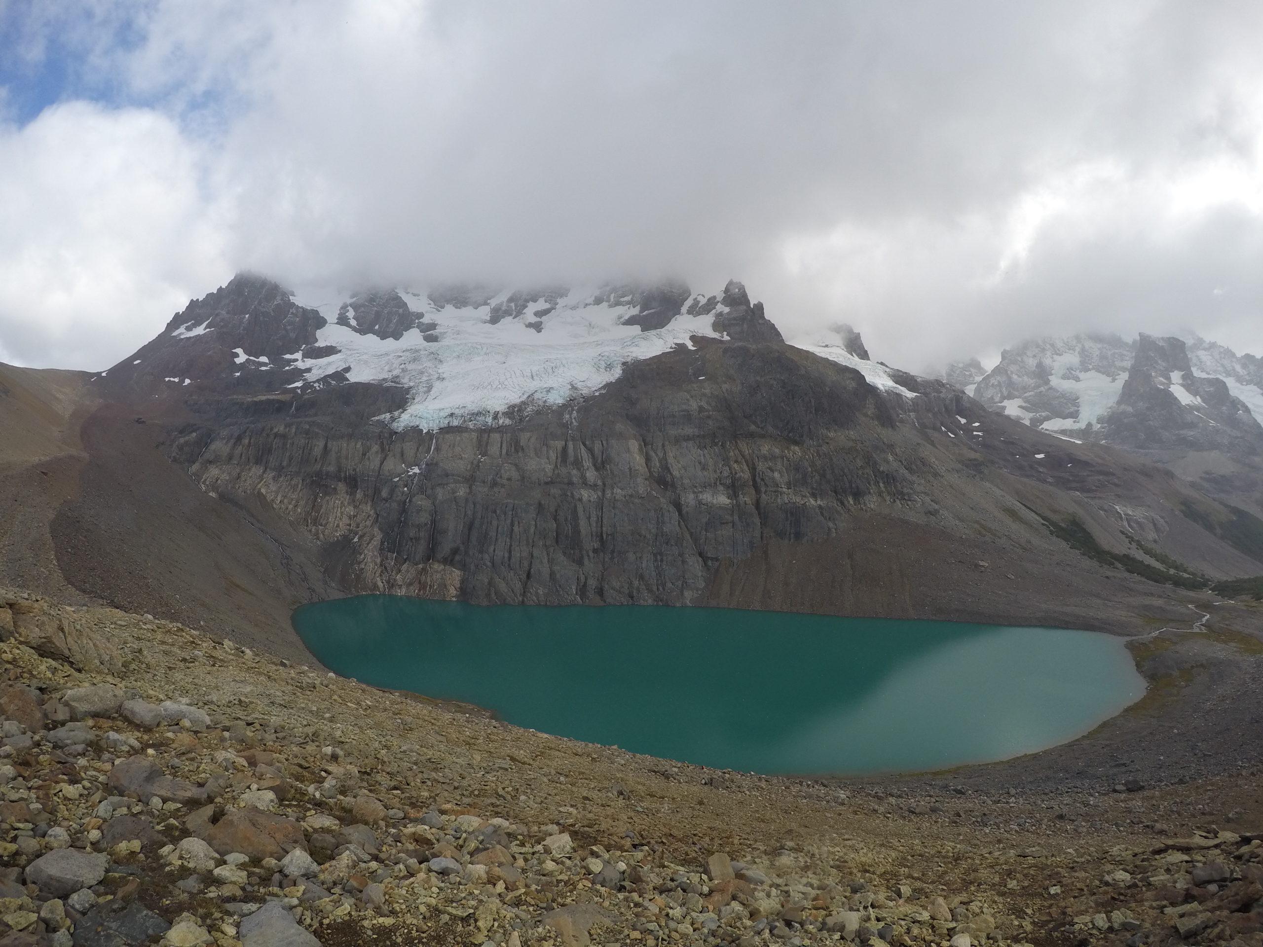 チリ パタゴニア カスティージョ トレッキング テント 世界一周 旅